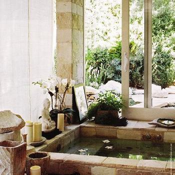 zen bathroom design ideas, Bathroom decor