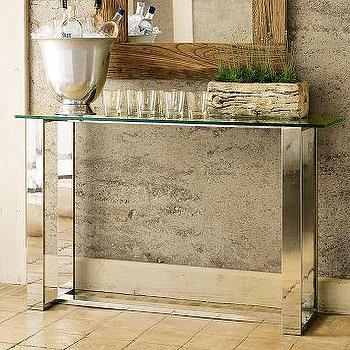 Wright Console Table, Pottery Barn