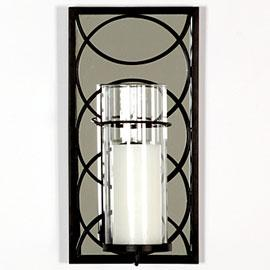 Mirrored Wall Sconce beekman mirrored sconce