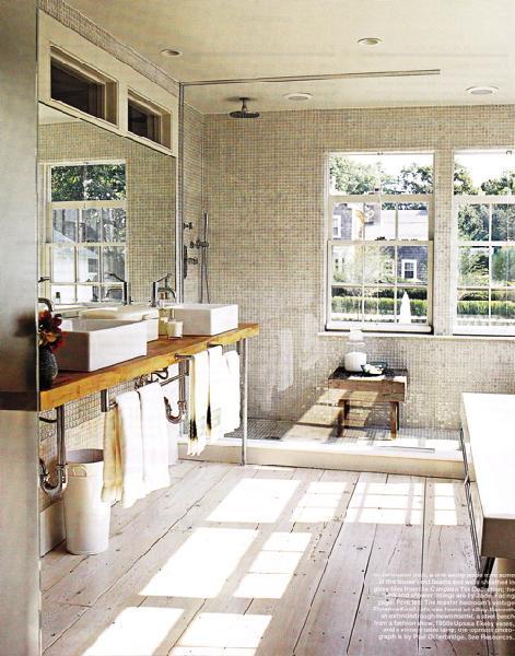 Rustic Wood Floors Design Ideas