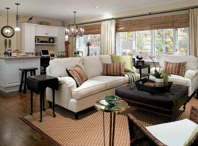 Divine Design Living Rooms Candace Olson Living Rooms  Cottage  Living Room  Candice Olson