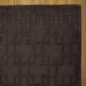 Lattice Rug, Pottery Barn