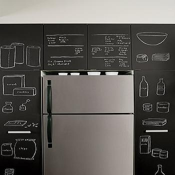 kitchen chalkboard cabinets - Chalkboard Designs Ideas