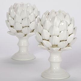 Z Gallerie, Ceramic Artichoke