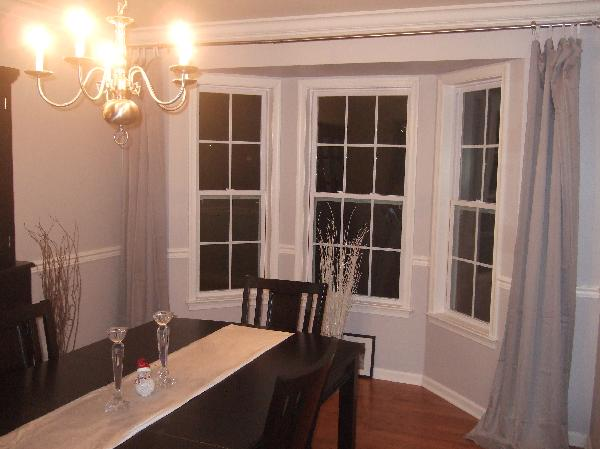 Dining Room Behr Manhattan Mist