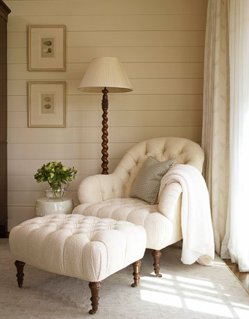 Superb Corner Chair In Living Room