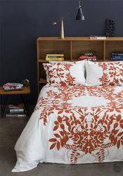 Duck Egg Blue Flower Design Funky Pillow Cases