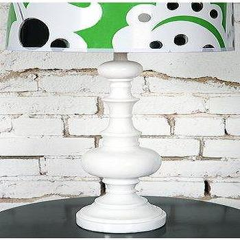UrbanOutfitters.com > White Spindle Lamp Base
