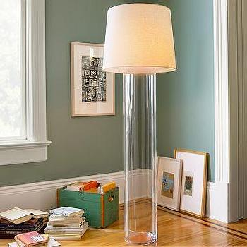 Canton Floor Lamp, Pottery Barn