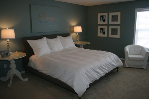 Bedroom Benjamin Moore Atmospheric