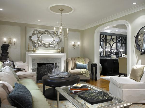 Candice Olson Living Rooms - Contemporary - living room ...