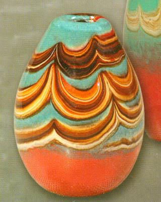 Splendor Oval Vase