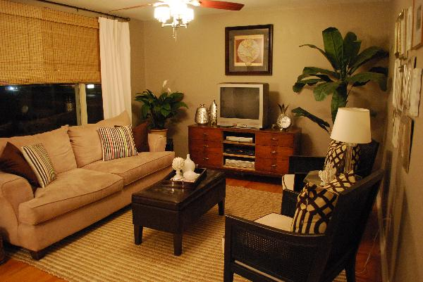 Miscellaneous - Furniture arrangement small living room ...