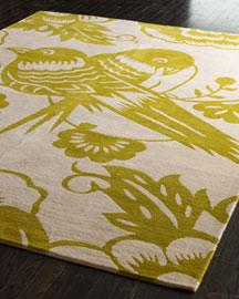 Patch Nyc Swallow Ivory Jute Rug