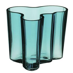 iittala aalto vase petrol blue vase. Black Bedroom Furniture Sets. Home Design Ideas