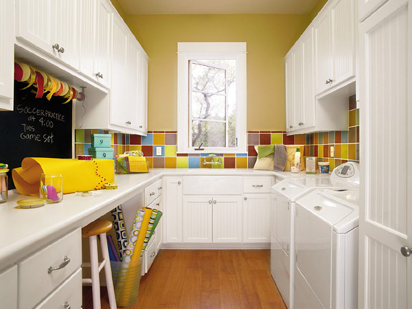 Craft Room And Laundry Room