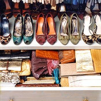 Well Organized Closet, Transitional, closet