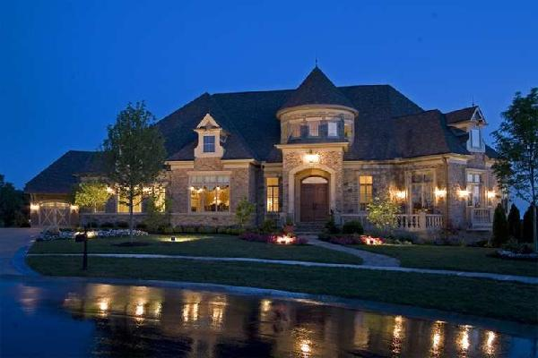 Outstanding French Chateau French Home Exterior Pricey Pads Inspirational Interior Design Netriciaus