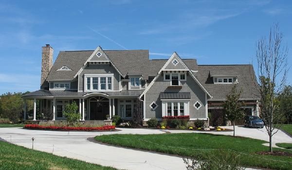 Home Exteriors Interesting With New England Style House Exterior Photo