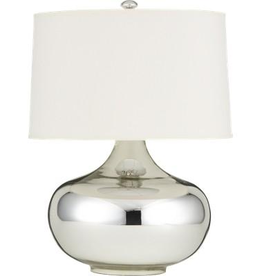 haley mirrored table lamp