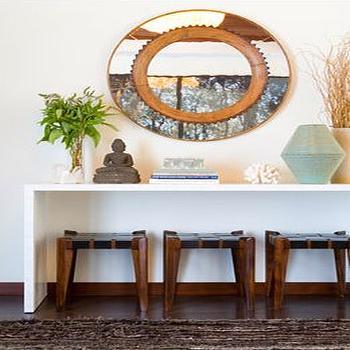 Zen Foyer, Asian, entrance/foyer