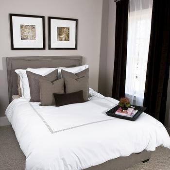 gray bedroom - Gray Bedroom Design