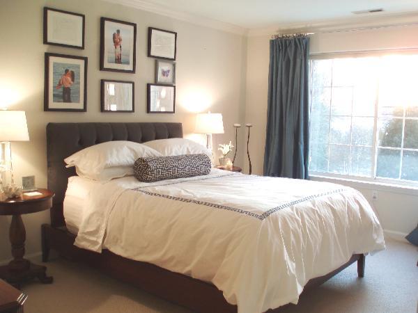 bedroom benjamin moore feathered down