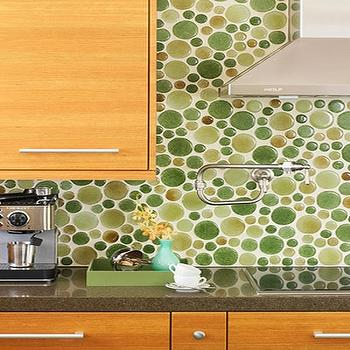 Kitchen Backsplash Green green backsplash tiles design ideas