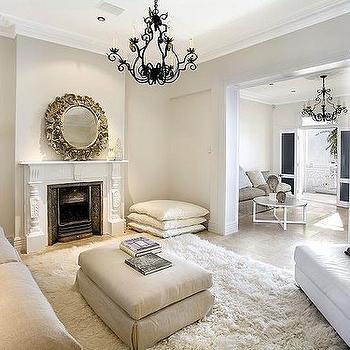 Carrington Beige Living Room