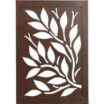 Leaf Wall Art