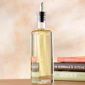 Glass Oil Bottle at World Market