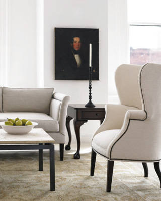 modern wingback chairs design ideas