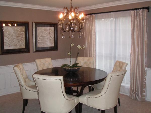 Dining Room Sherwin Williams Taupe