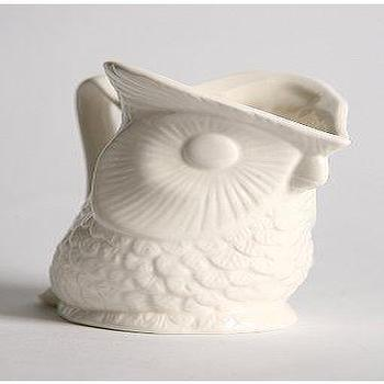 Owl Tree Punch Bowl Stand With Ladle Pottery Barn