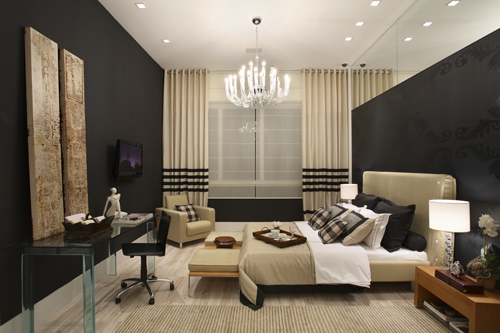 Black Bedroom Walls beautiful black bedroom walls this pin and more on home bedrooms
