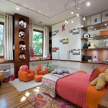 Candice Olson Kids Rooms, Contemporary, girl's room, Candice Olson