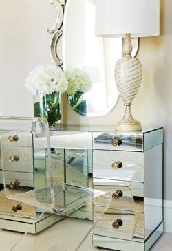 mirror vanity desk. mirrored vanity mirror desk