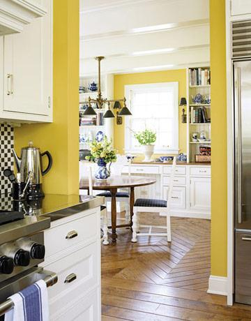 Choosing Paint Colors How To Choose Colors For Your Home House Beautiful