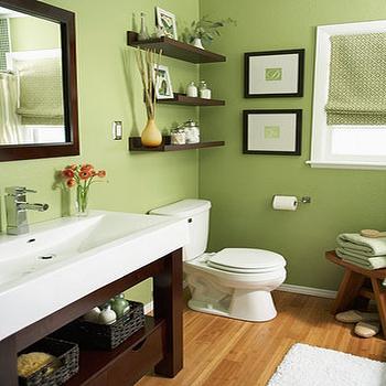 Unique Spa Green Paint Colors