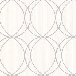 Mode Darcy Wallpaper, White : Target