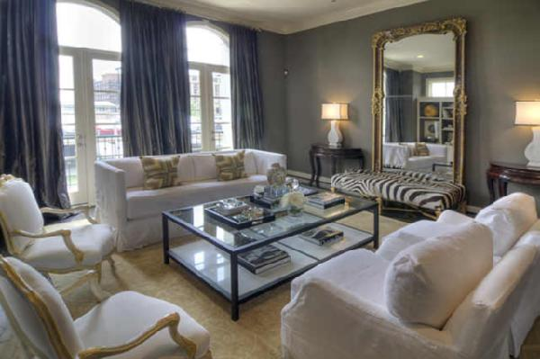 Ornate Floor Mirror Design Ideas