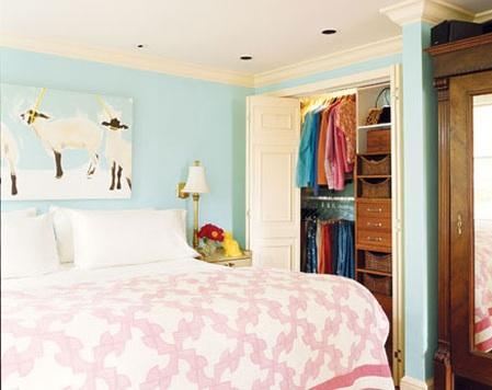 Pink And Turquoise Bedroom Contemporary Girl S Room