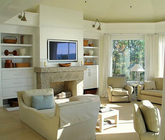 Small l shaped living room design home decor ideas - L shaped living dining room design ideas ...