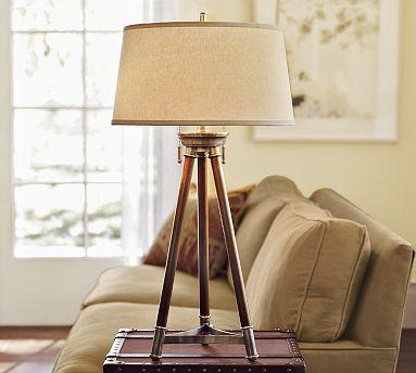 Tripod Lamp - Look 4 Less and Steals and Deals - Page 1