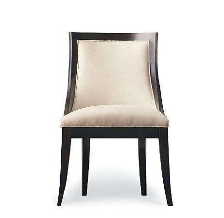 Beverly upholstered dining chairs for Dining room upholstered chairs