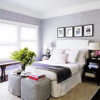 Step Side Table- Transitional, bedroom, Elle Decor