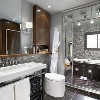 Candice Olson Bathrooms, Contemporary, bathroom, Candice Olson