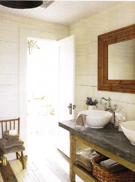 White Rustic Bathroom 4cd533182f20