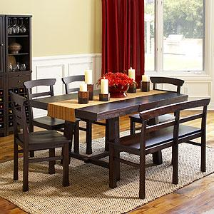 Superior World Market Pagoda 5 Piece Dining Set View Full Size