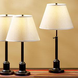 view full size & Restoration Hardware Library Lamps Look 4 Less